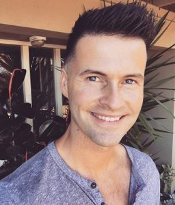 Aaron Gilmore Is Well Known For Appearing On The Television Show Dancing With Stars He Has His Own Dance Company In Auckland Called Phoenix And
